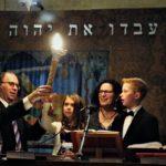 Beth Israel Havdallah service